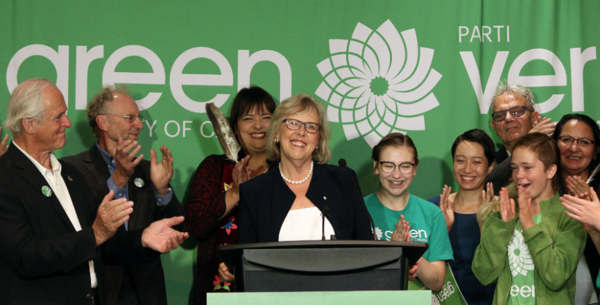 Image: Green Party of Canada/Twitter
